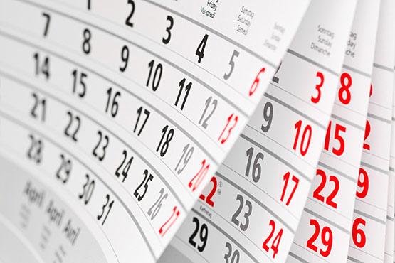Za 613 objav statističnih podatkov veste že danes, kdaj v 2018 jih boste lahko uporabili