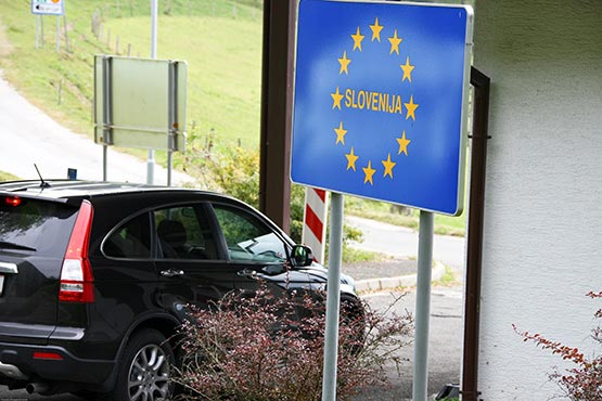 In 2018, every week 126 Slovenian citizens and 133 foreigners emigrated from Slovenia