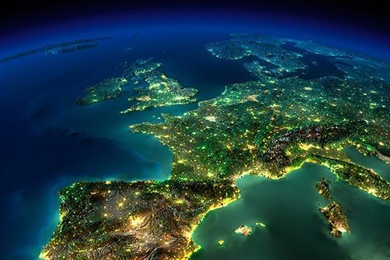 V 2016 so tuja podjetja pod nadzorom držav EU izvozile 81 % blaga v države EU; ostala tuja podjetja 58 %