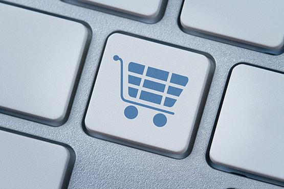 Prek spleta nakupovalo 56 % 16–74-letnikov