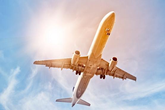 Na ljubljanskem letališču Jožeta Pučnika 95 % manj potnikov kot v novembru 2019