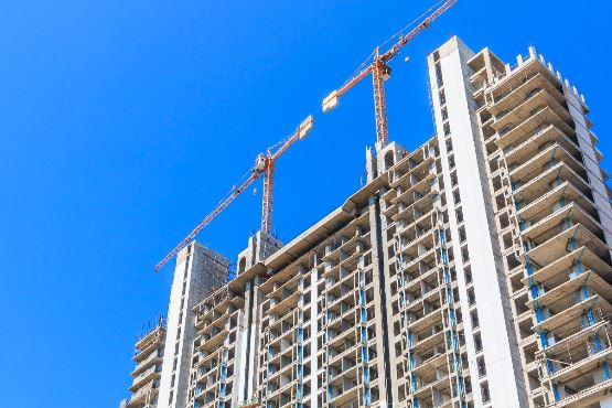 The value of construction put in place 4.1% higher than in April 2019 and 11.1% higher than in May 2018