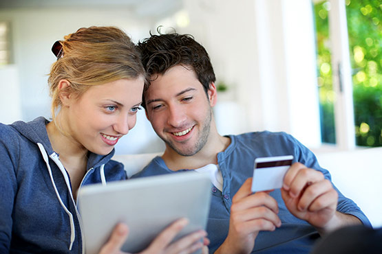 More than half of individuals aged 16–74 purchased online
