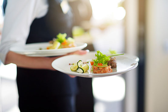 In the last five years employment in accommodation and food service activities up by 21%