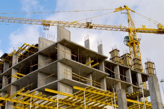 The value of construction put in place 0.7% lower than in October 2019