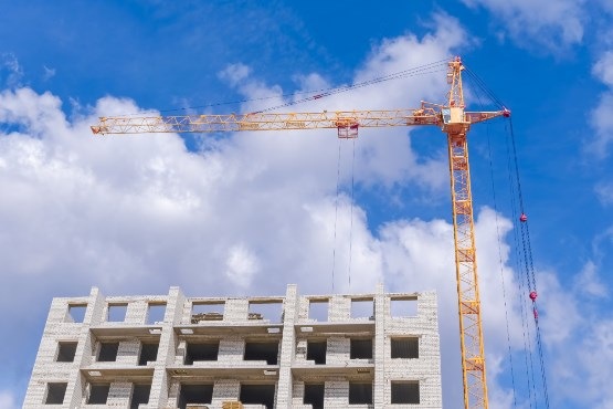 The value of construction put in place 5.0% lower than in May 2018 and 8.0% higher than in June 2017