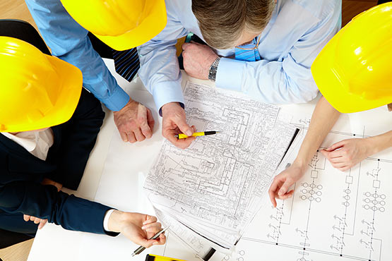 V aprilu 2017 za 9 % manj dovoljenj za gradnjo stavb kot v marcu, površina načrtovanih stavb manjša za 36 %