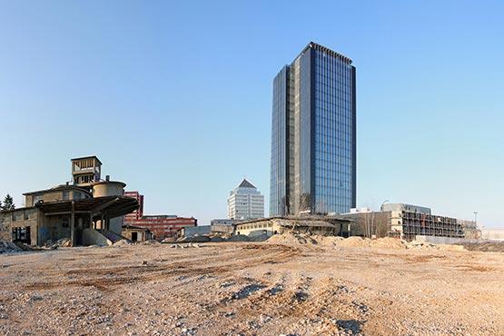 V juliju 2017 izdanih 532 gradbenih dovoljenj za stavbe