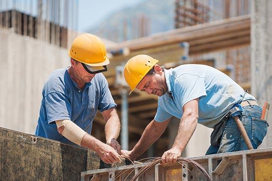 Vrednost opravljenih gradbenih del za 25,6 % višja kot v januarju 2017 in za 21,4 % višja kot v februarju 2016