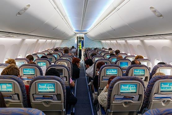 In December 2016, 19% more passengers in air traffic than in December 2015