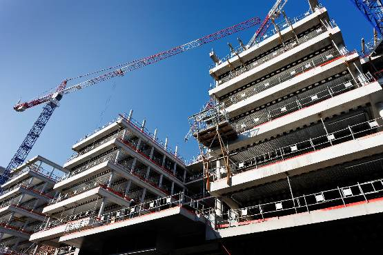The value of construction put in place 13.0% lower than in January 2018 and 8.5% higher than in February 2017
