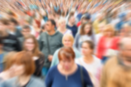In 2019 the world's population is expected to increase by about 82 million