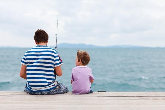 81 % očetov, ki so v 2018 podali priznanje očetovstva, je to storilo pred rojstvom otroka