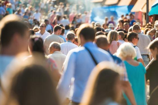 EUROPOP2018: v 2100 naj bi bilo prebivalcev Slovenije 284.000 manj kot danes, skoraj tretjina prebivalcev starejših