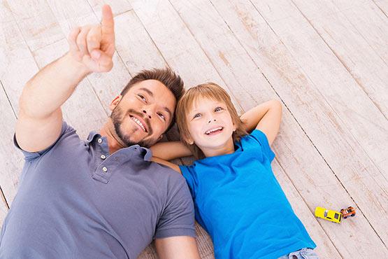 80 % očetov, ki so v 2017 podali priznanje očetovstva, je to storilo pred rojstvom otroka