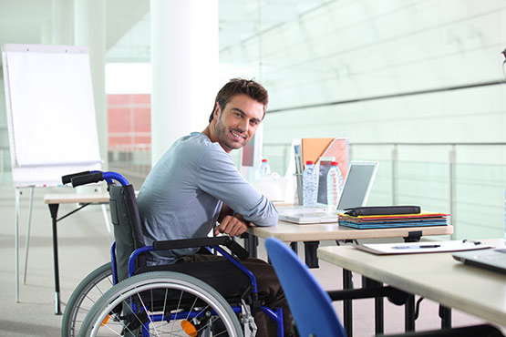 More persons in paid employment in enterprises employing persons with disabilities than in the previuos year