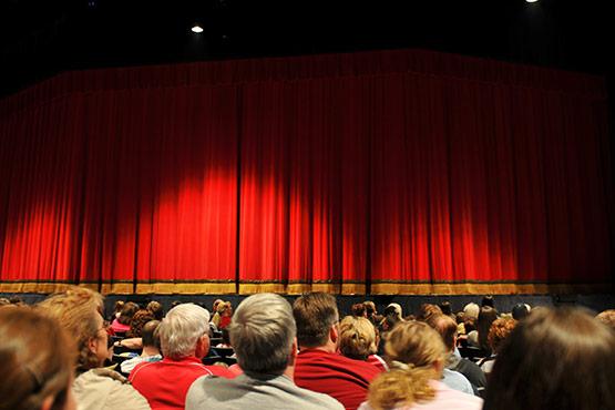 V 2015 v gledališčih, koncertnih dvoranah, kulturnih domovih in muzejih v Sloveniji 26.200 prireditev