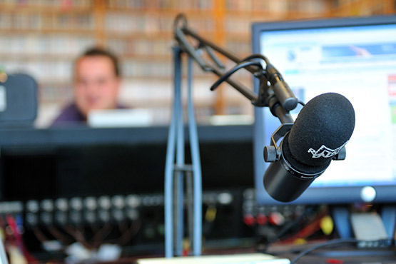 In Slovenia in 2015 music prevailed with almost 70% of radio broadcasting time