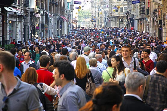 On 1 October 2017 Slovenia's population at 2,065,890 or 271 less than three months earlier