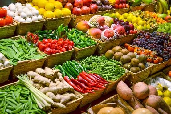 Cene kmetijskih pridelkov pri pridelovalcih v juliju 2018 povprečno za 0,1 % višje kot v juliju 2017