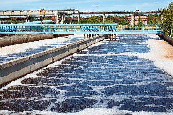 V letu 2018 je bilo v čistilnih napravah prečiščenih 73 % odpadnih voda iz kanalizacijskih sistemov