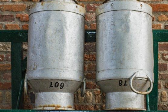 V februarju 2021 odkupljenega za 1,6 % manj mleka kot v februarju 2020