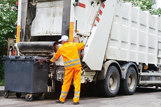 Odpadki so se v Sloveniji v 2018 odlagali na 16 odlagališčih odpadkov