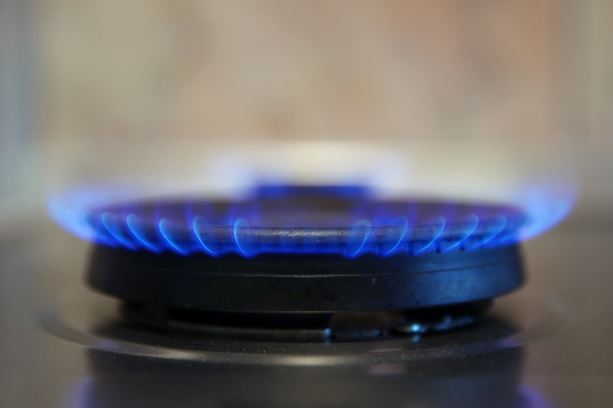 Natural gas prices for household consumers stayed at the same level in the first quarter of 2019