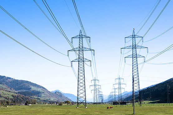 In December total consumption of electricity increased by 4% over the same period one year ago