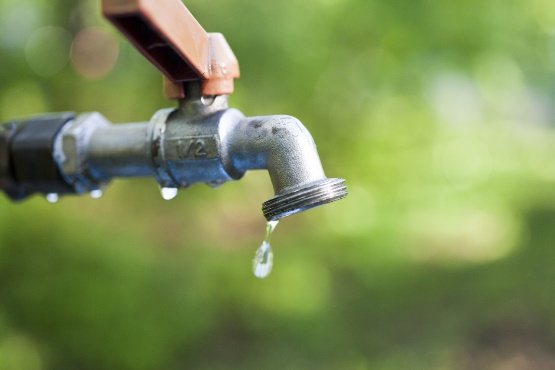 A resident of Slovenia uses in the household on average 104 litres of water per day from the public water supply